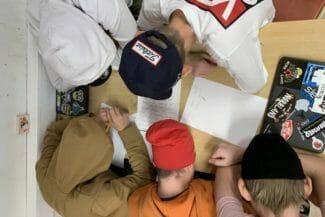 arvidsjaur grupparbete kkidz jobbar pluggar plugg skola